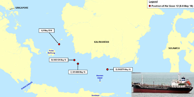 Tanker hai soon 12 hijacked and released pirates arrested java the crew were too slack in watching and responding failing to activate the alarm voytenko mikhail product tanker hai soon 12 imo 9078751 dwt 4999 publicscrutiny Images